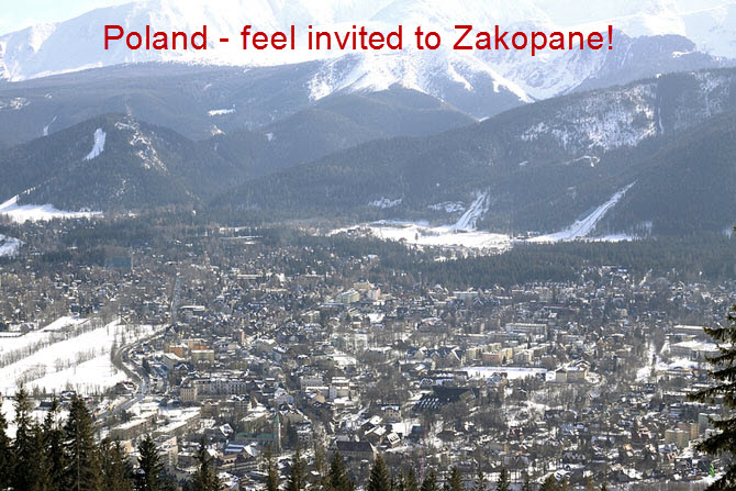 Poland - feel invited to Zakopane!